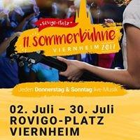 Sommerbühne Viernheim