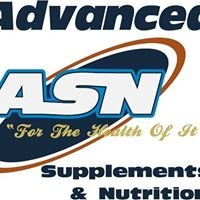 ASN - Advanced Supplements and Nutrition