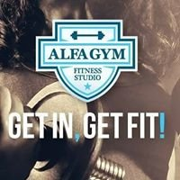 Alfa GYM  fitness studio
