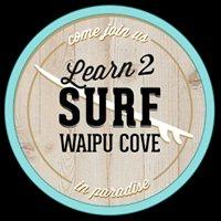 Learn 2 Surf Waipu Cove