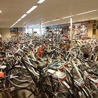 Wim de Vos fietsen