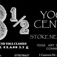 Eight and a Half Yoga Studio