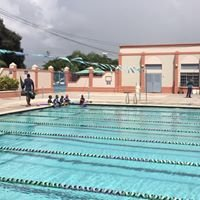 Centre of Excellence, Swimming Pool Complex