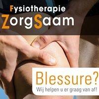Fysiotherapie ZorgSaam