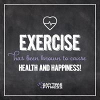 ANYTIME FITNESS TREASURE VALLEY!