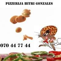 Pizzerija Hitri Gonzales - najhitrejša dostava v mestu