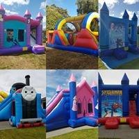 Bouncy Castles Feilding