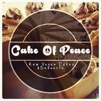 Cake Of Peace Raw Vegan Cakes & Desserts