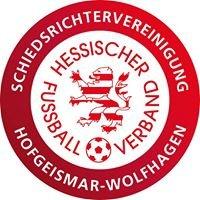Schiedsrichtervereinigung Hofgeismar Wolfhagen