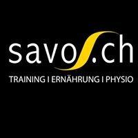 savo.ch Training I Ernährung I Physio