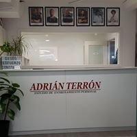 Adrián Terrón, Estudio de Entrenamiento Personal