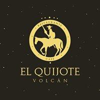 El Quijote Volcán
