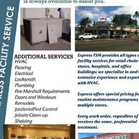 Express Facility Service And Maintenance