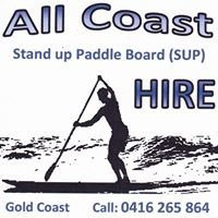 All Coast Paddle Boards Hire