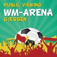 WM-Arena Gießen 2018