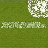 Očuvanje okoliša MDGF u BiH