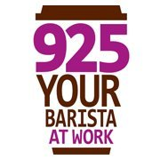 925 Your Barista at Work
