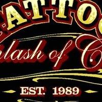Splash of Color Tattoo Art and Body Piercing, Rye
