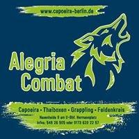 Capoeira Alegria Combat