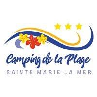 Camping de la plage - Sainte Marie 66