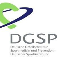 Deutsche Gesellschaft für Sportmedizin und Prävention - DGSP