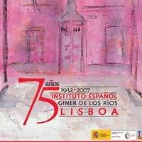 """Instituto Español """"Giner de los Rios"""" de Lisboa"""