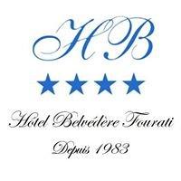 Hôtel Belvédère Fourati - la page