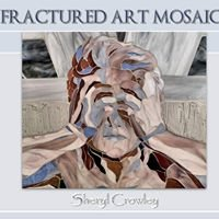 FRACTURED ART MOSAICS by Sheryl Crowley