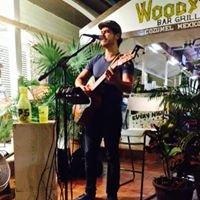 Woody's Sports Bar & Grill, Cozumel Island, Mexico