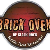 Brick Oven of Black Rock