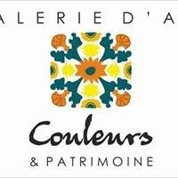 Galerie D Art Couleurs Et Patrimoine