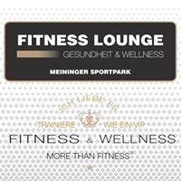 Fitness Lounge Meininger Sportpark