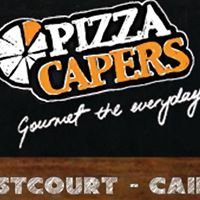 Pizza Capers Westcourt