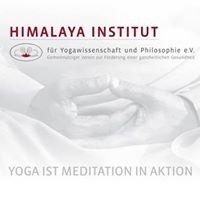 Himalaya Institut für Yogawissenschaft und Philosophie e.V.