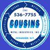 Cousins Metal Industries, Inc.