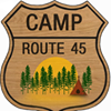 Camp Route 45