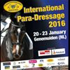 Para Equestrian Dressage Genemuiden
