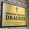 Brocēnu baptistu draudze