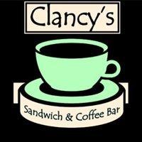 Clancy's Sandwich & Coffee Bar, Bury