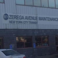 MTA Zerega Maintenance & Training Facility