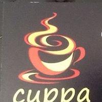 Cuppa drivethru coffee