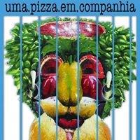 Uma pizza em companhia