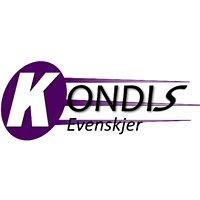KONDIS treningssenter, Evenskjer