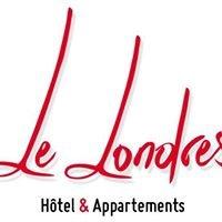 Le londres Hôtel & Appartements Saumur - Officiel