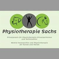 Physiotherapie Sachs