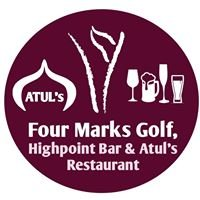 The Highpoint Bar & Restaurant, Four Marks Golf