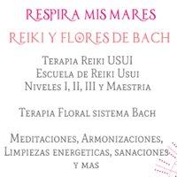 Reiki - Flores de Bach y Terapias Holísticas en Respira Mis Mares