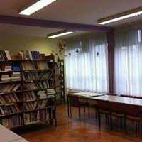 Knjižnica OŠ August Šenoa Osijek