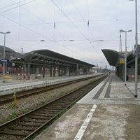 Bahnhof Treuchtlingen