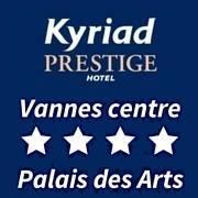 Hôtel Kyriad Prestige Vannes